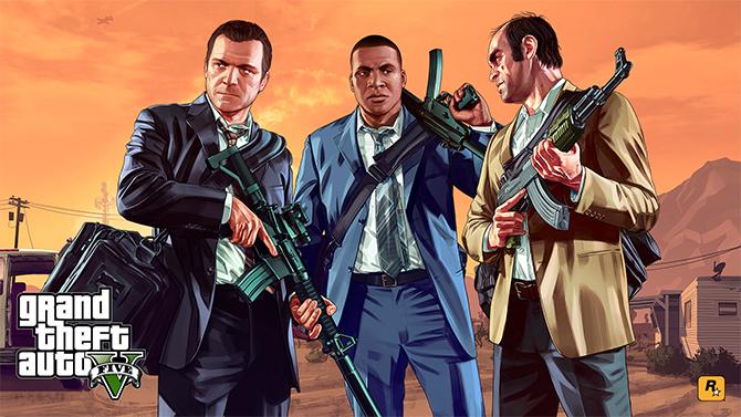 TEST. Grand Theft Auto V (PS4)