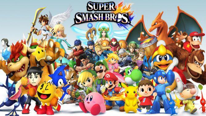 TEST. Super Smash Bros. (Wii U / 3DS) (Wii U)