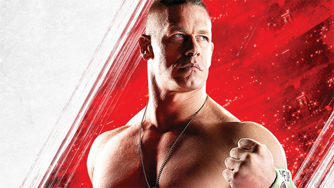TEST. WWE 2K15 (Xbox One)