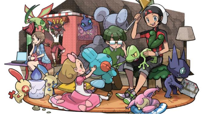 TEST. Pokémon Rubis Oméga