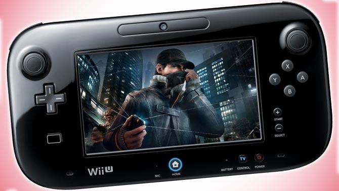 TEST. Watch_Dogs (Wii U)