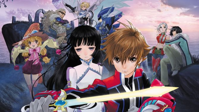 TEST. Tales of Hearts R