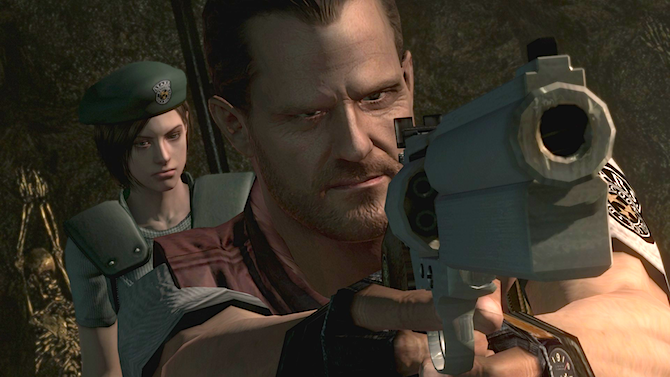 TEST. Resident Evil (PS4, Xbox One)