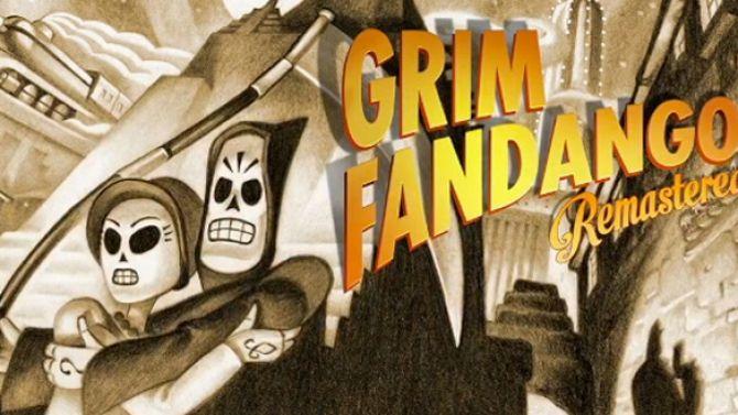 TEST. Grim Fandango Remastered (PS4)