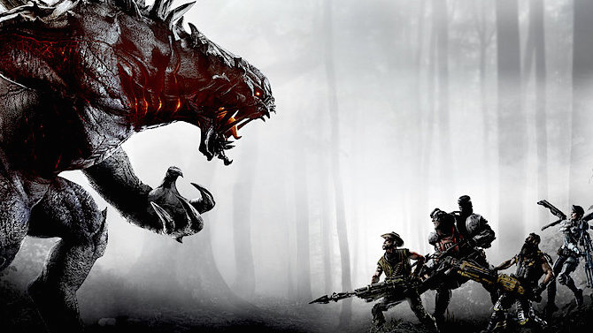 TEST. Evolve (PS4, Xbox One, PC)