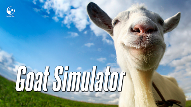 TEST : Goat Simulator, le retour de Goatzilla