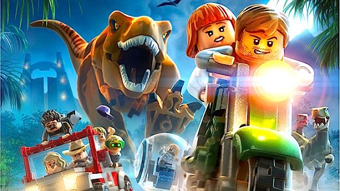 TEST de LEGO Jurassic World
