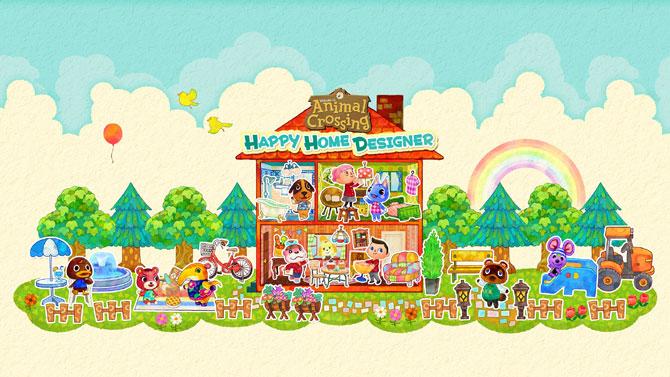 TEST de Animal Crossing Happy Home Designer : Y'a pas que la déco dans la vie !