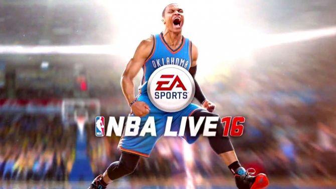 TEST FLASH de NBA Live 16 : Essaie encore...