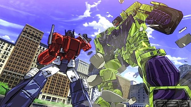 TEST de Transformers Devastation : Beau comme un camion ?