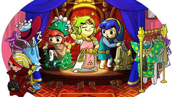 TEST Zelda Tri Force Heroes : Un seul Link vous manque et tout est dépareillé