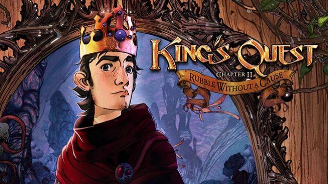Test de King's Quest Chapitre 2 -  Un choix de Roi ?