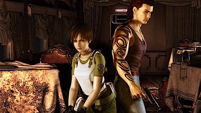 TEST : Resident Evil Zero HD, dépoussiérage réussi ?