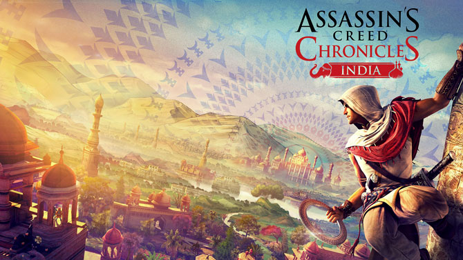 TEST d'Assassin's Creed Chronicles India : Prince of India