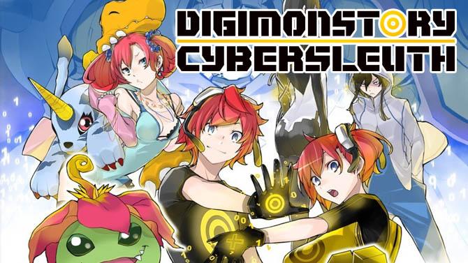 TEST de Digimon Story Cyber Sleuth : Chasse aux monstres pour grands enfants