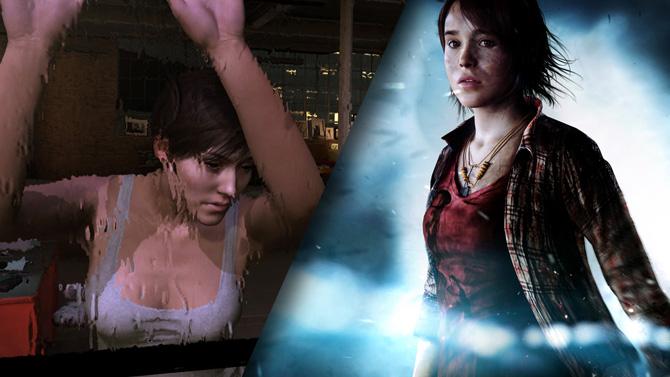 TEST de Beyond : Two Souls / Heavy Rain PS4 : un lifting réussi ?