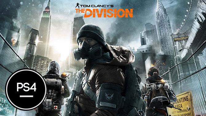 TEST de The Division, une version PS4 à la hauteur ?
