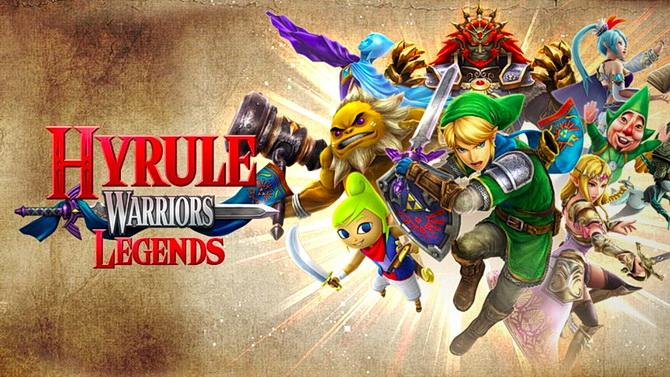 TEST de Hyrule Warriors Legends : Version 3DS sous la magie des fées