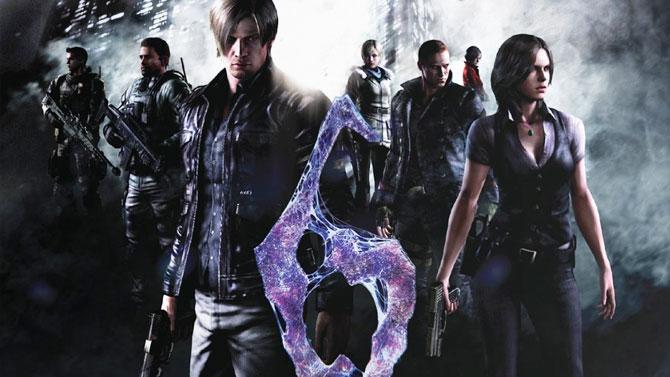 TEST de Resident Evil 6 (PS4, XBox One) : Un simple copier/coller ?