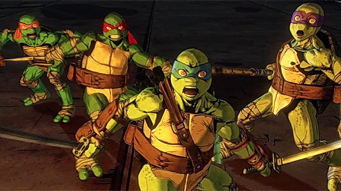 TEST de Ninja Turtles Des Mutants à Manhattan : Les Tortues méritent mieux que ça
