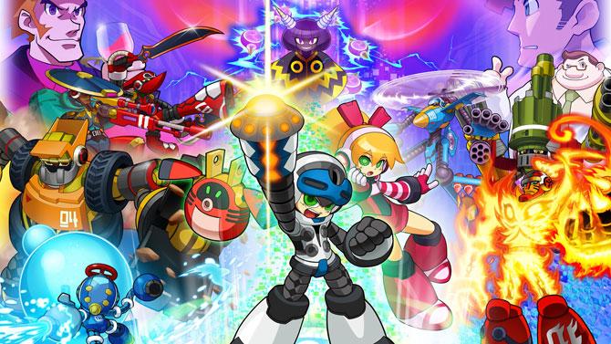 TEST de Mighty No.9 : Un sous-sous-Mega Man ?