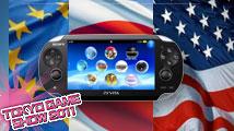 TGS > La PS Vita n'est pas zonée