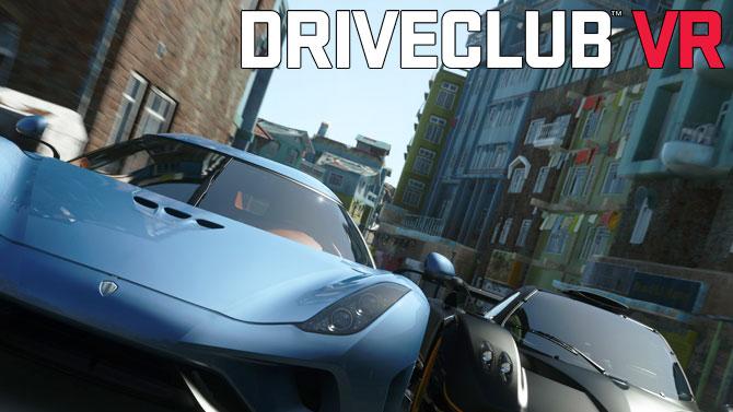 TEST de DriveClub VR : Digne représentant de la course auto sur PlayStation VR ?