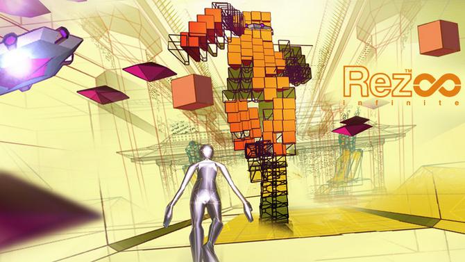 TEST de Rez Infinite : Un trip inoubliable en réalité virtuelle
