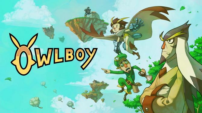 TEST de Owlboy : Le drôle d'oiseau de 2016