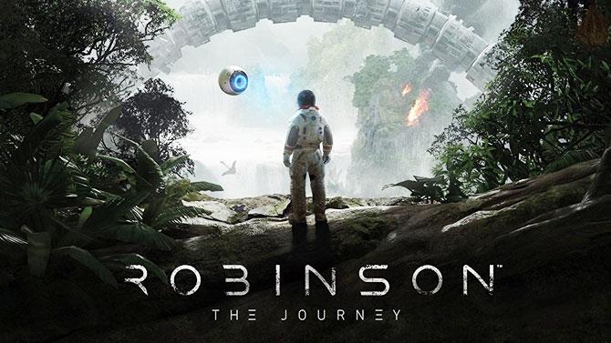 TEST de Robinson The Journey (PlayStation VR) : L'immersion totale au milieu des dinosaures ?