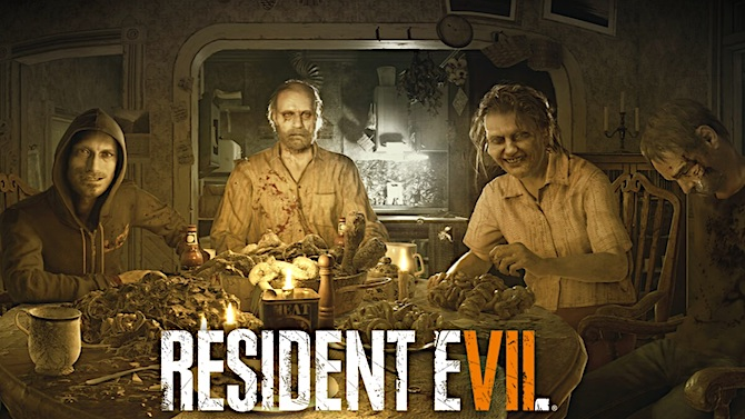 "TEST de Resident Evil 7 : Le ""Rebirth"" de biohazard ?"