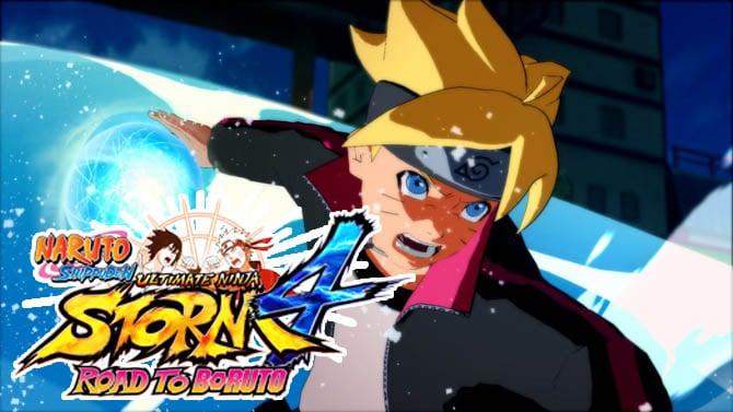 TEST de Naruto SUNS 4 Road to Boruto: Place aux aventures du fils de Naruto!