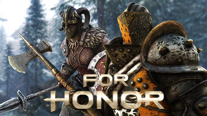TEST de For Honor : A-t-il la flamme bien Moyenâgeuse ?