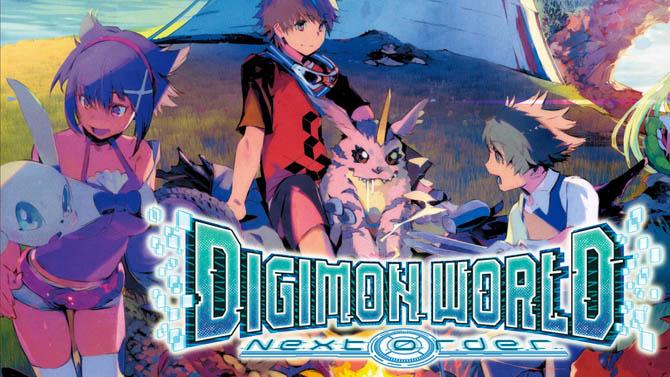 Test de DigimonWorld Next Order: La chasse aux monstres à l'ancienne