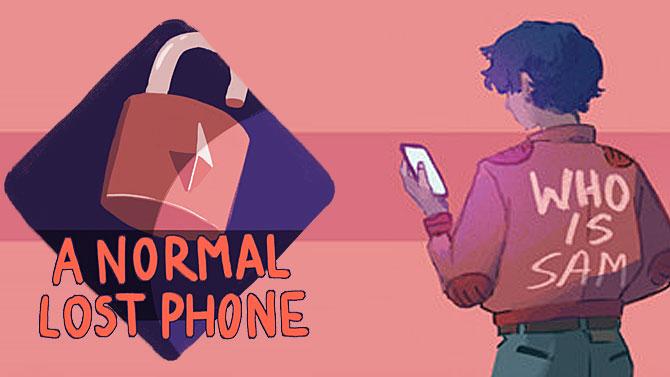 TEST de A Normal Lost Phone : Entre enquête et voyeurisme