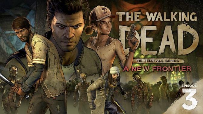 TEST de The Walking Dead A New Frontier Episode 3 : En milieu de tableau