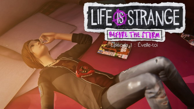 Test de Life is Strange Before the Storm Episode 1 : Origines contrôlées