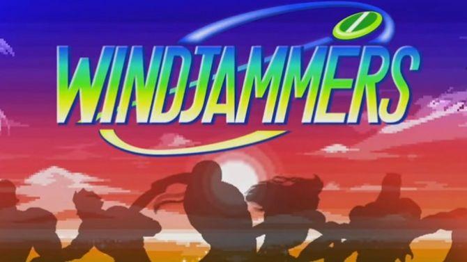 TEST de Windjammers : Nouvelle vie pour une ancienne gloire de la Neo-Geo