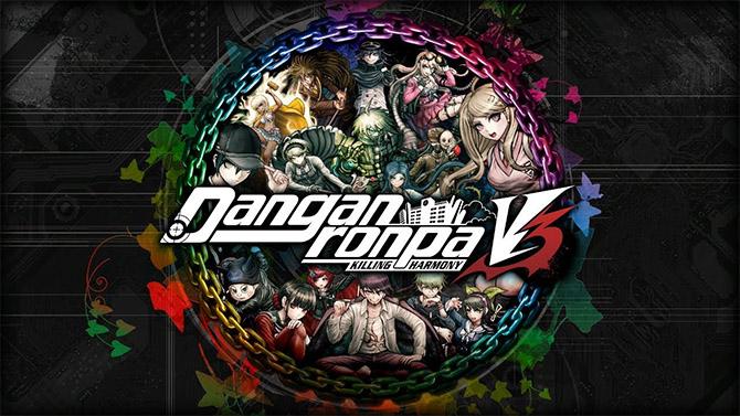 TEST de Danganronpa V3 Killing Harmony : La tierce majeure