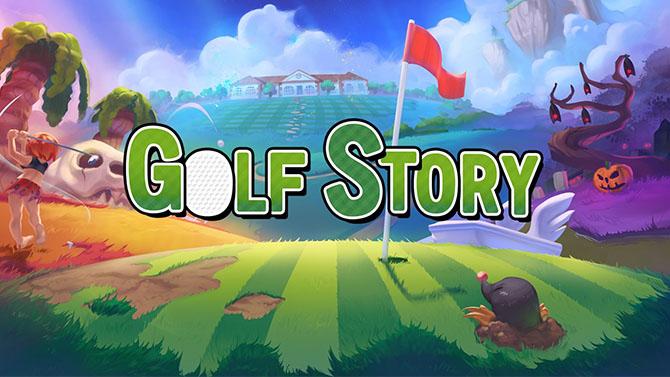 TEST de Golf Story : Un RPG qui ne se trompe pas de trou