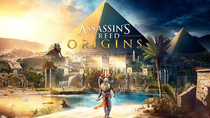 Test de assassin s creed origins ps xbox one pc