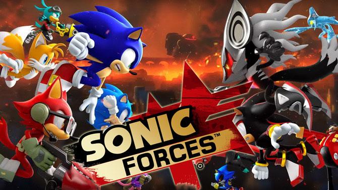 TEST de Sonic Forces : Retour à la médiocrité