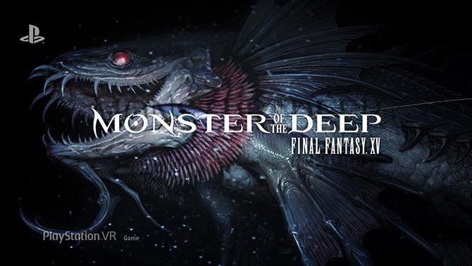 TEST de Monster of the Deep : How Deep is Your Love ?