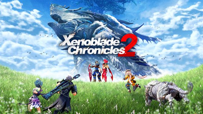 TEST de Xenoblade Chronicles 2 : Une croisière au paradis ?