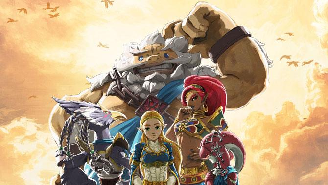 TEST  de Legend of Zelda Breath of the Wild Ode aux Prodiges : Une balade inoubliable