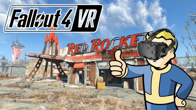 TEST de Fallout 4 VR: L'apocalypse nucléaire, comme si vous y étiez!