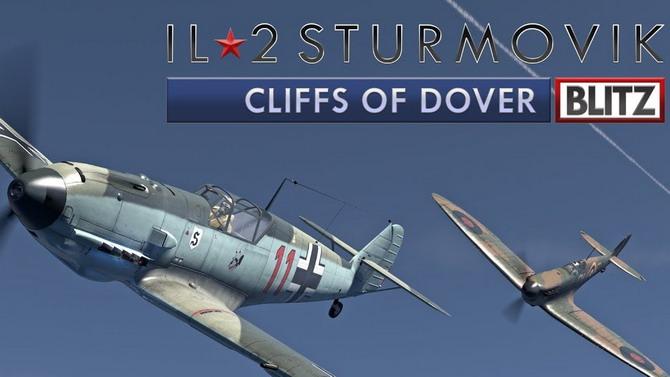 TEST de IL-2 Sturmovik Cliffs of Dover Blitz : Les dures lois de la guerre