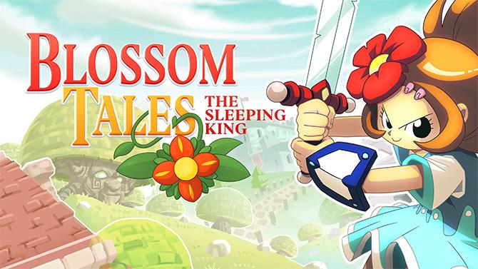 TEST de Blossom Tales - The Sleeping King : Le Zelda 2D qu'on n'espérait plus ?