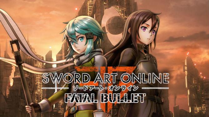 TEST de Sword Art Online Fatal Bullet : Adaptation daubesque ou bon J-RPG ?