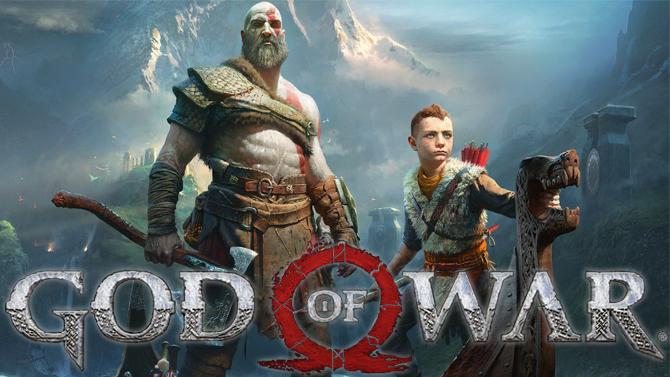TEST de God of War : Le plaisir des dieux